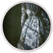 By Moonlight Round Beach Towel