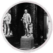 Caesar Rodney (1728-1784) Round Beach Towel