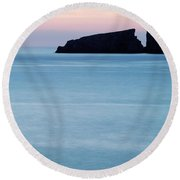 Cala Mesquida On The Island Round Beach Towel