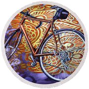 Cannondale Round Beach Towel