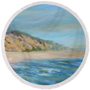 Cape Cod National Seashore Round Beach Towel