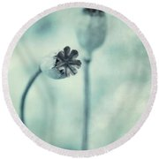 Capsules Series Round Beach Towel by Priska Wettstein