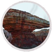 Cars Land Canyon Round Beach Towel