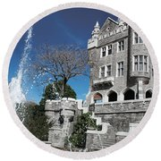 Casa Loma Series 02 Round Beach Towel