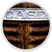 Case Round Beach Towel