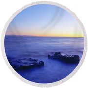 Channel Islands National Park, Ca Round Beach Towel