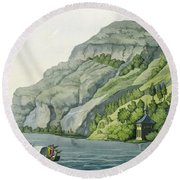 Chapel Of William Tell, From Customs Round Beach Towel
