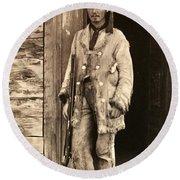 Charles Wilson (1836-1905) Round Beach Towel