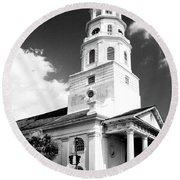 Charleston Layers Charleston Sc Round Beach Towel