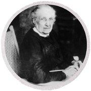 Charlotte Woodward Pierce (c1830-1921) Round Beach Towel