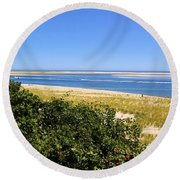 Chatham Beach Round Beach Towel