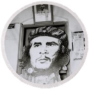 Che The Revolutionary Round Beach Towel