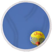 Cheers Round Beach Towel