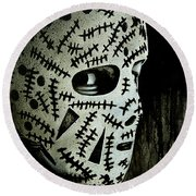 Cheevers Round Beach Towel