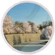 Cherry Blossoms 2013 - 022 Round Beach Towel