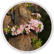 Cherry Blossoms 2013 - 064 Round Beach Towel