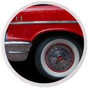 Chevy Bel Air - Sf Round Beach Towel