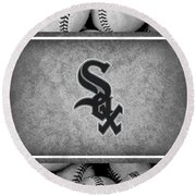 Chicago White Sox Round Beach Towel