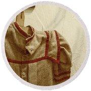 Child's Wardrobe Round Beach Towel
