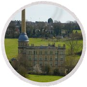Chipping Norton Bliss Mill Round Beach Towel