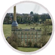 Chipping Norton Mill  Round Beach Towel
