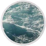 Churn Round Beach Towel