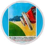 Circvito Di Milano Round Beach Towel