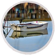 Cobb Reflections Round Beach Towel