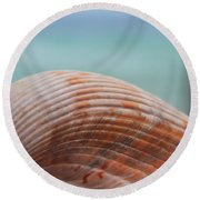 Cockle Shell Round Beach Towel
