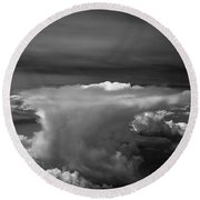 Colorado Anvil Round Beach Towel