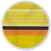 Colour Energy 13  Round Beach Towel