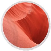 Cool Desert Colors Round Beach Towel