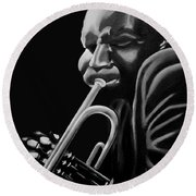 Cootie Williams Round Beach Towel