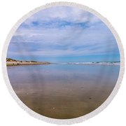 Corova Round Beach Towel