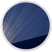 Event Horizon Round Beach Towel