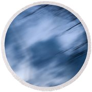 Coulds Iv Round Beach Towel