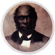 Daniel Bashiel Warner (1815-1880) Round Beach Towel