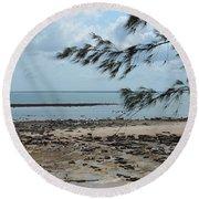 Fannie Bay 1.3 Round Beach Towel