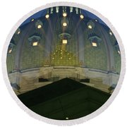 Dome In A Dome   # Round Beach Towel