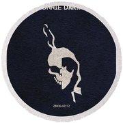 Donnie Darko Round Beach Towel