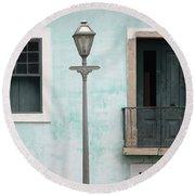 Doors Of Alcantara Brazil 2 Round Beach Towel