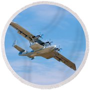 Dornier Do-24 Round Beach Towel