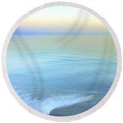 Dream Beach Round Beach Towel