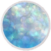 Dream Weaver Round Beach Towel