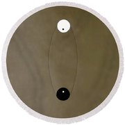 Dream59613 Round Beach Towel