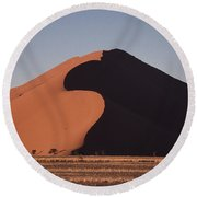 Dune 45 Morning Round Beach Towel