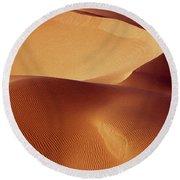 Dunes - 192 Round Beach Towel