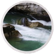 Eagle Creek Washington 3 Round Beach Towel