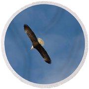 Eagles20 Round Beach Towel