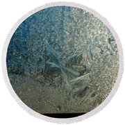 Easter Morning Round Beach Towel